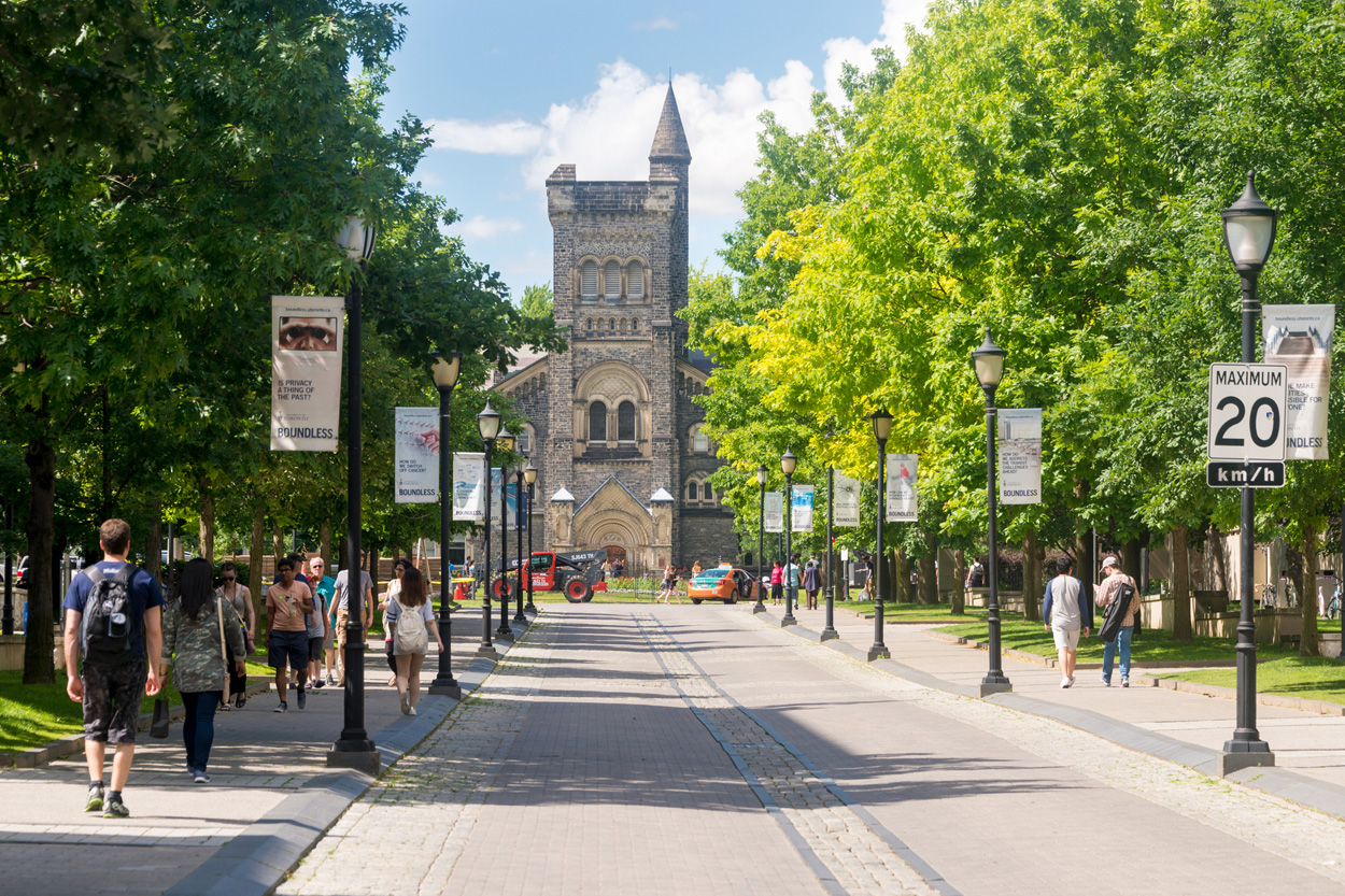 King's College Road, University of Toronto