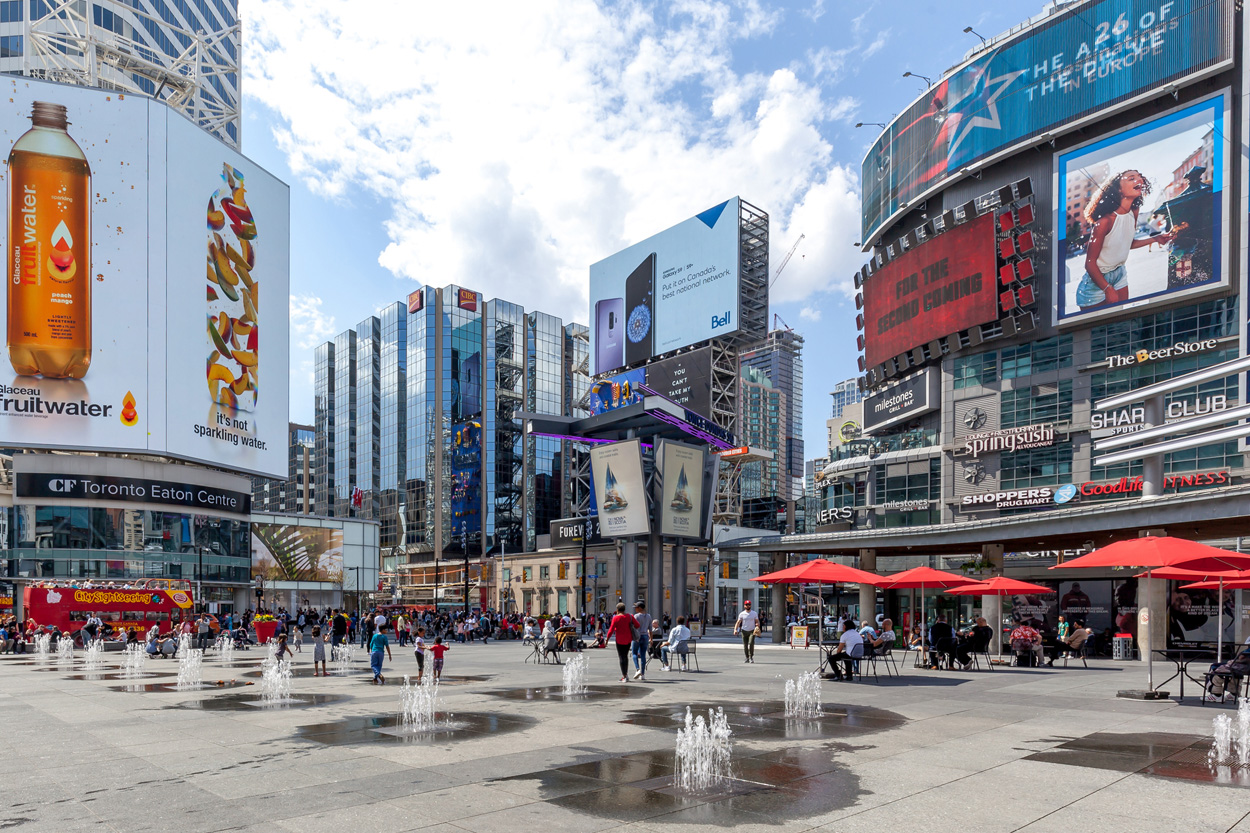 Yonge and Dundas Square